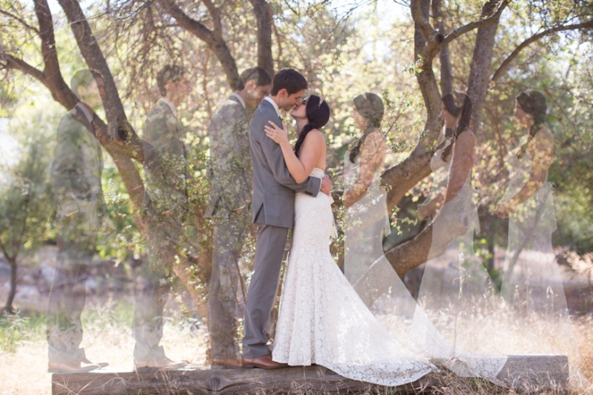 springville wedding at river ridge ranch for jessica robert