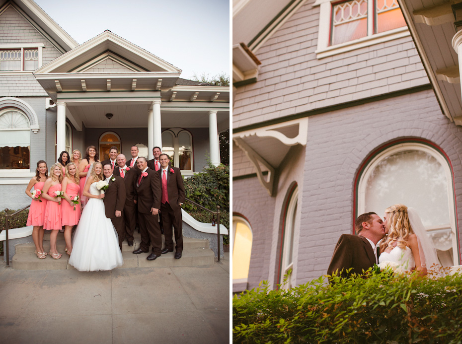 Colzium house wedding