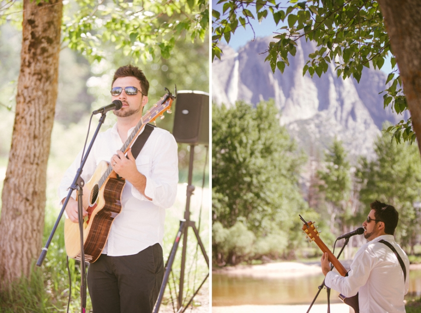 Yosemite Live Wedding Music