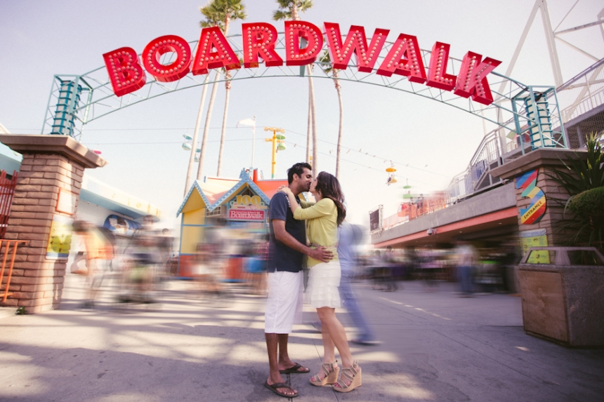We Had A Great Time Capturing The Essence Of Boardwalk And Then Ventured To Beach For Diffe Look I Am Really Looking Forward Their Wedding